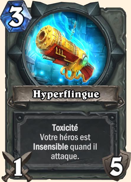 Hyperflingue - Hearthstone Casse du siècle