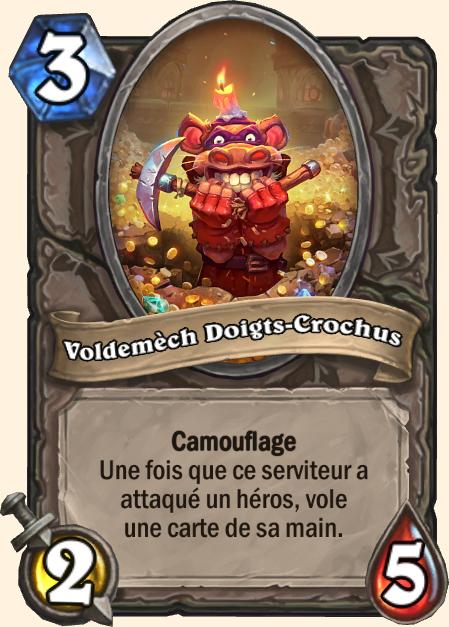 Voldemèch Doigts-Crochus - Hearthstone Casse du siècle