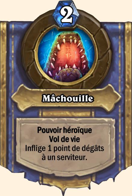 Pouvoir héroïque Mâchouille