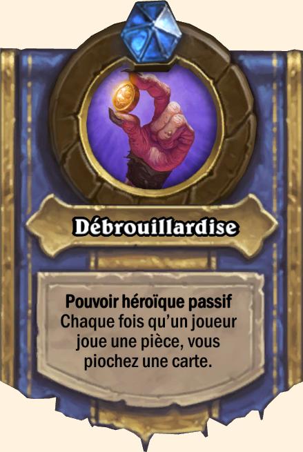 Pouvoir héroïque Débrouillardise