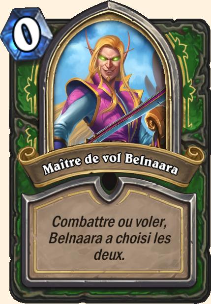Boss Belnaara - Hearthstone Casse du siècle