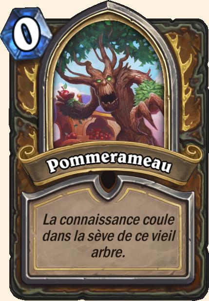 Boss Pommerameau - Hearthstone Casse du siècle