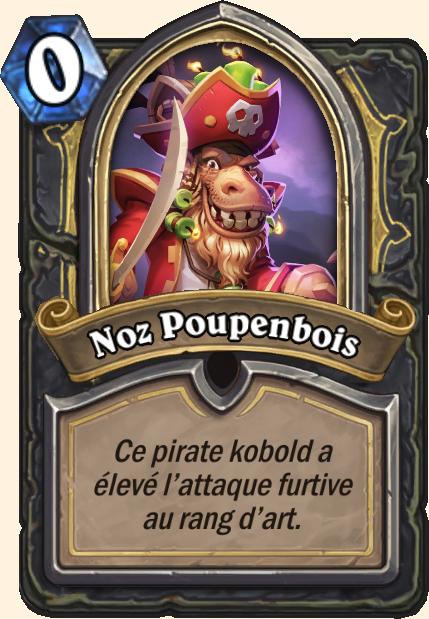 Boss Noz Poupenbois- Hearthstone Casse du siècle
