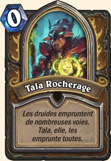 Boss Tala Rocherage - Hearthstone Casse du siècle