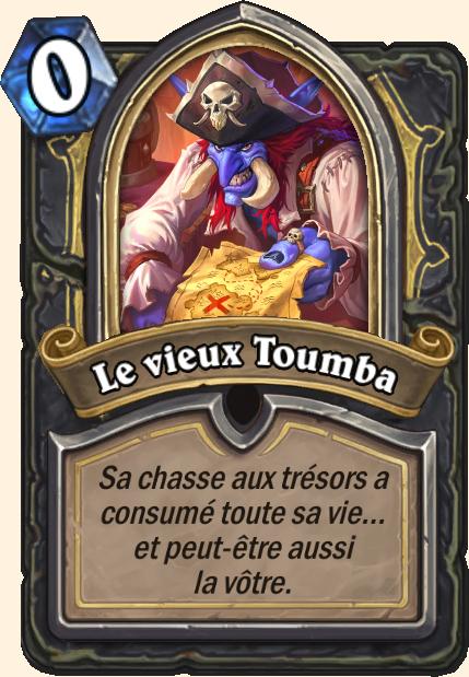 Boss Le vieux Toumba - Hearthstone Casse du siècle