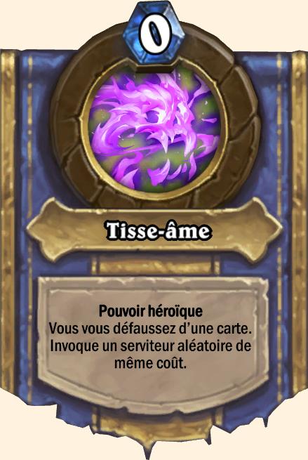 Pouvoir héroïque Tisse-âme