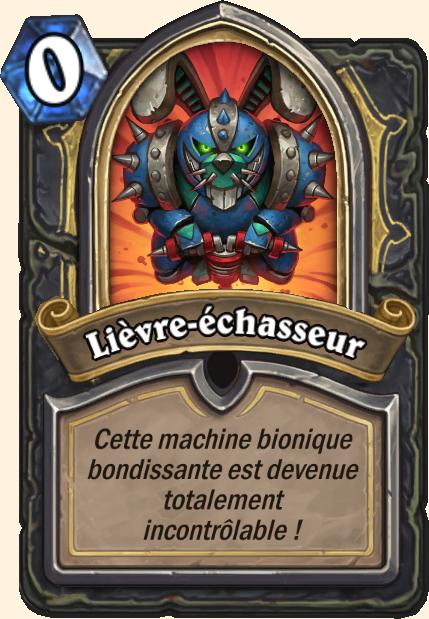 Boss Lièvre-échasseur - Hearthstone Casse du siècle