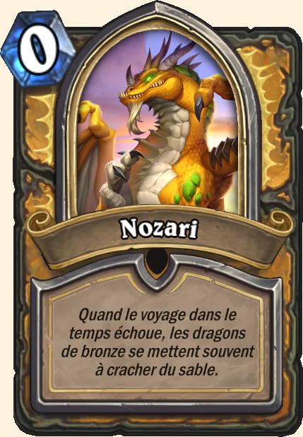 Boss Nozari - Hearthstone Casse du siècle