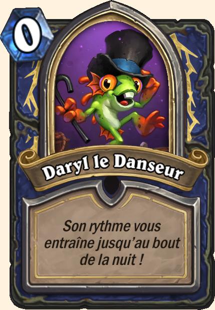Boss Daryl le Danseur - Hearthstone Casse du siècle