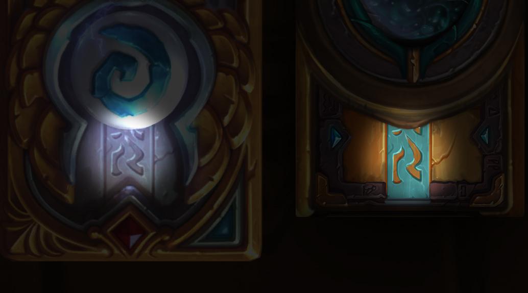 Les symboles du dos de carte Bâton de l'Origine et ceux de l'indice
