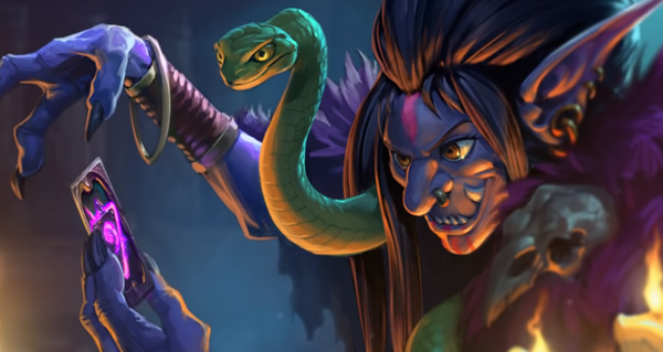 nouvelle extension hearthstone : teaser video de blizzard