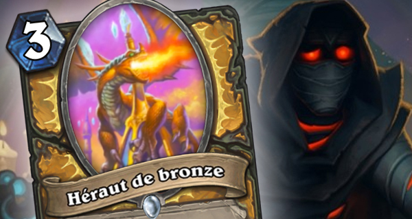 heraut de bronze : nouveau serviteur paladin de l'eveil des ombres