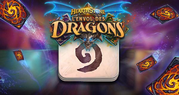 l'envol des dragons : le calendrier des revelations de cartes