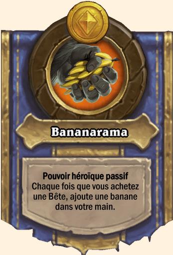 Pouvoir héroïque bananarama