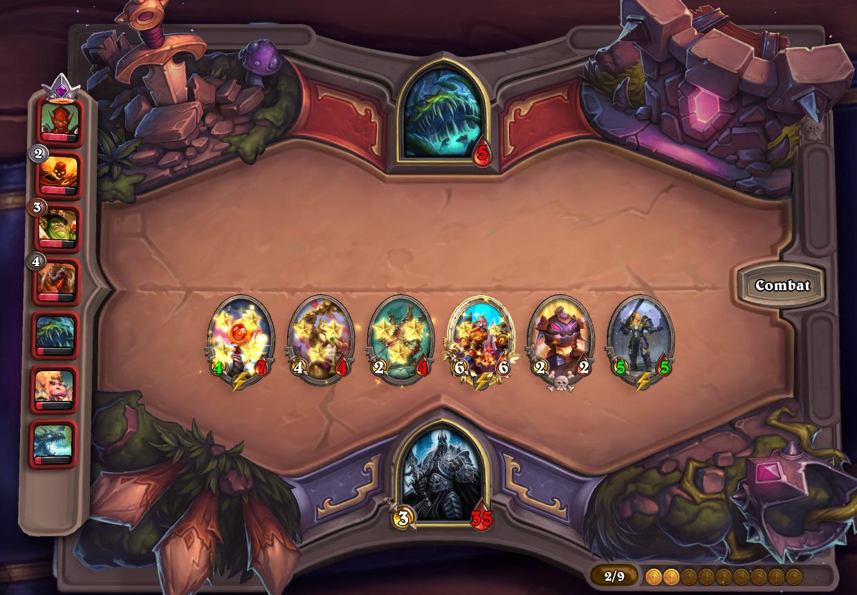 Mode de jeu Hearthstone : Champs de bataille