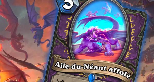 envol des dragons : deux nouvelles cartes demoniste