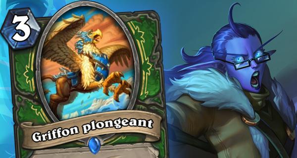 nouveau serviteur rare pour chasseur de l'envol des dragons