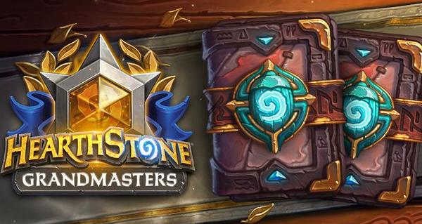 grandmasters saison 2 : suivez la competition et remportez des paquets de cartes