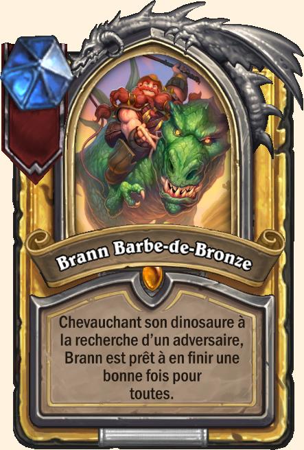 Brann Barbe-de-bronze
