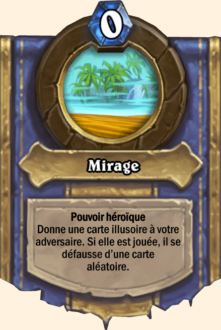 Pouvoir héroïque Mirage