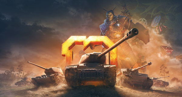 world of tanks : 75 cles premium a remporter sur mamytwink.com