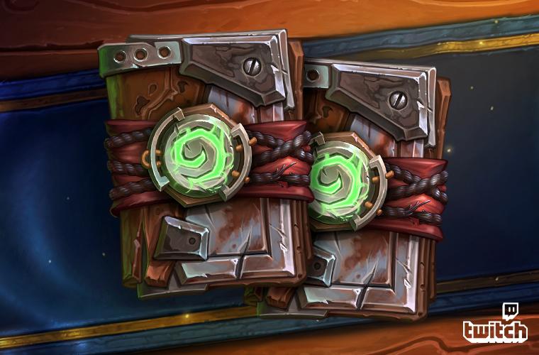 Obtenez 2 paquets de cartes Cendres de l'Outreterre