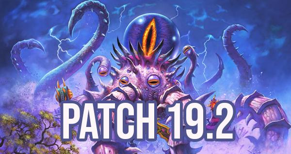 patch 19.2 : equilibrage en standard, duels et champs de bataille