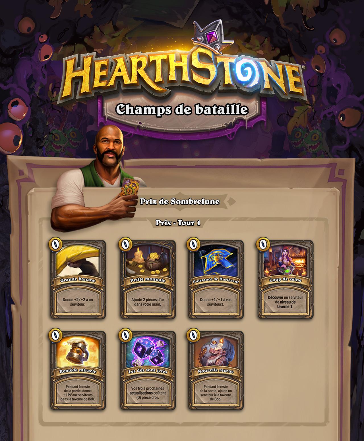 Hearthstone : Prix de Sombrelune