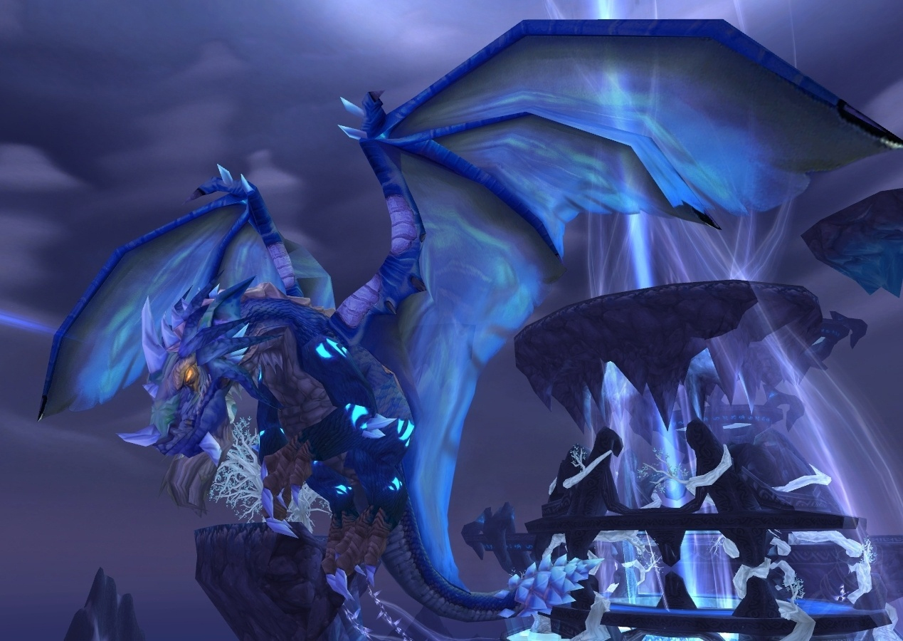 Malygos dans World of Warcraft
