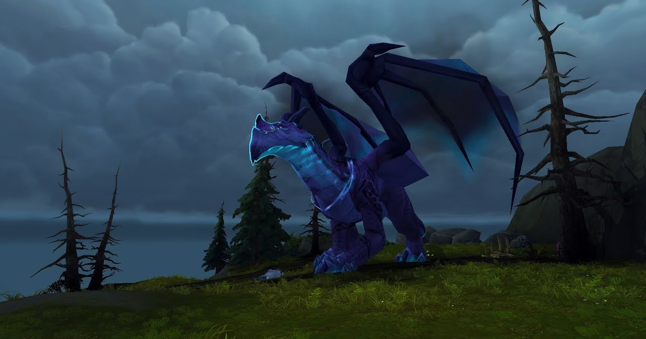 Nithogg à Tornheim dans World of Warcraft