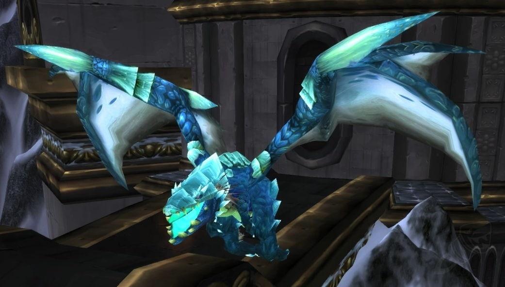 Veranas aux Pics foudroyées dans World of Warcraft