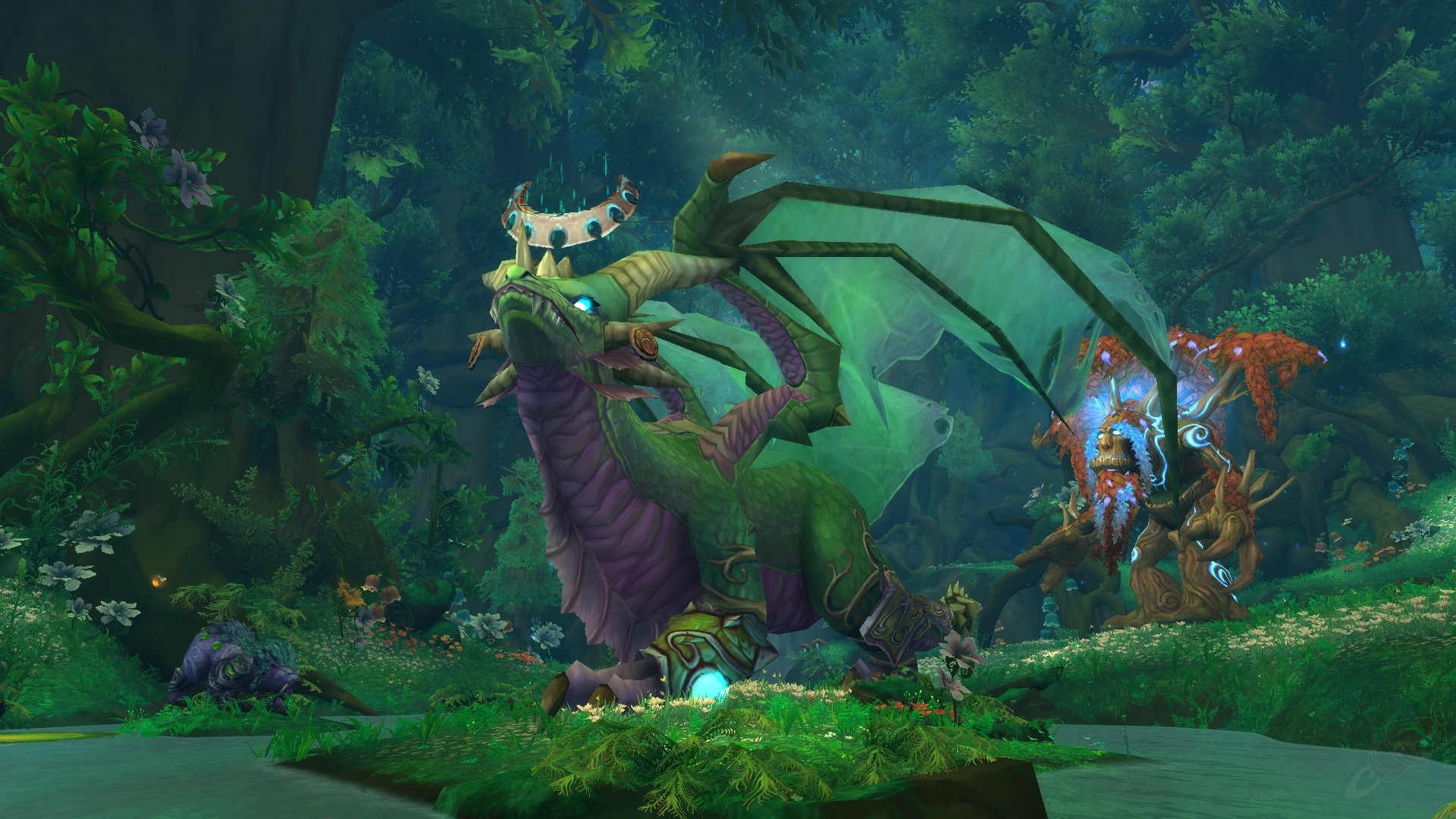 Ysera dans World of Warcraft