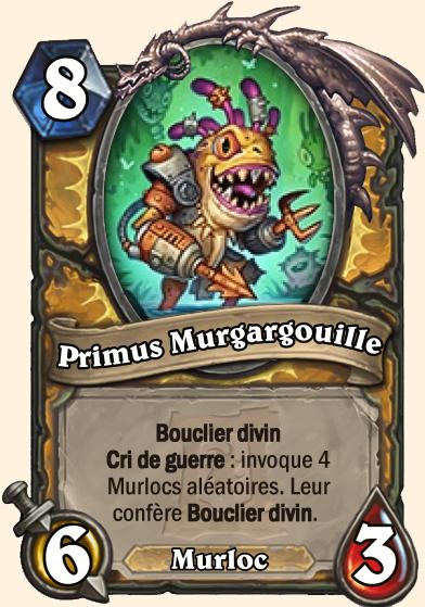 Primus Murgargouille
