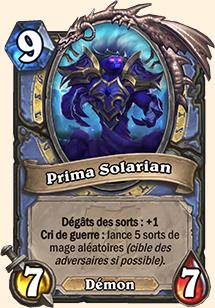 Prima Solarian