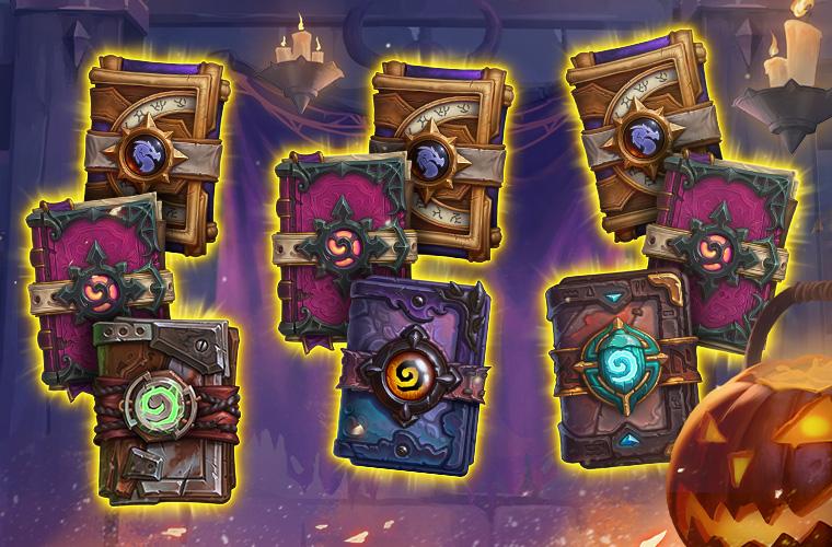 Participez aux suites de quêtes légendaires afin de remporter des paquets de cartes