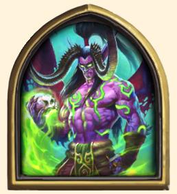 Chasseur de démons - Illidan le porte-crâne