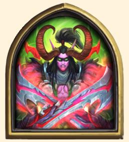 Chasseur de démons - Illidan, ravageur de fiel