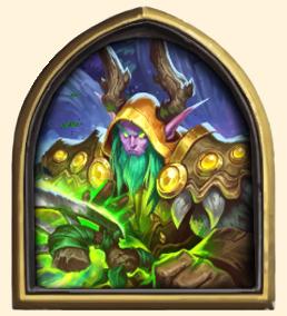 Druide - Malfurion rage de la tempête