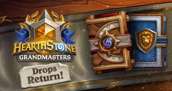 hearthstone grandmasters (saison 2) : informations et recompenses