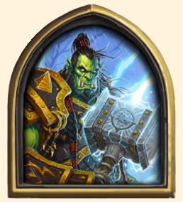 Chaman - Chef de guerre Thrall