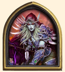 Chasseur - Sylvanas Coursevent