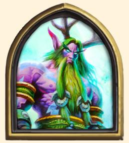 Druide - Héros de base