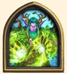 Druide - Malfurion le Cénarien