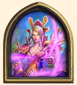 Mage - Jaina l'Arcaniste
