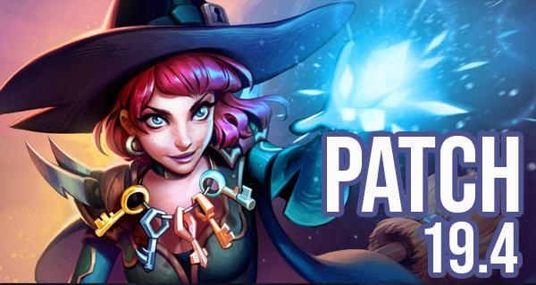 patch 19.4 : courses de sombrelune, duels et champs de bataille