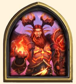 Druide - Malfurion druide de la Flamme