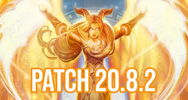 patch 20.8.2 : equilibrage pour 3 cartes en mode standard