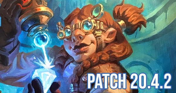 patch 20.4.2 : le voleur d'ames et equilibrage en champs de bataille